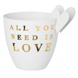 Teelicht Love