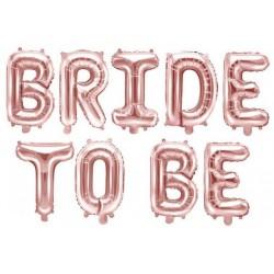 Ballon Schriftzug BRIDE TO BE