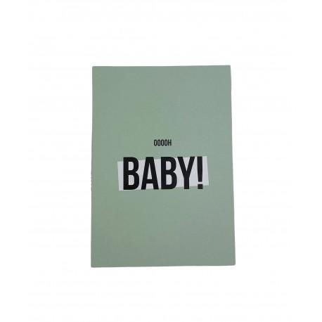 Postkarte Baby Boy