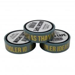 Washi Tape Cooler Ideas