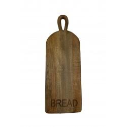 """Schneidebrett """"Bread"""" Brett aus Holz"""