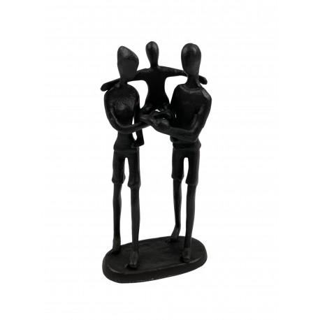Skulptur Fam
