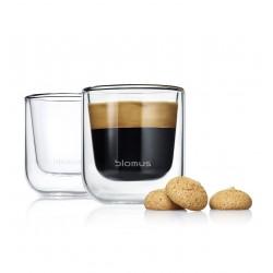 2 Espresso Gläser