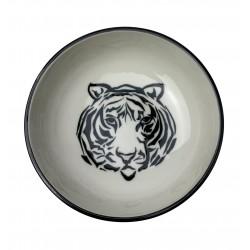 Schüssel Tiger