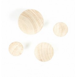 Garderobenhaken Wood