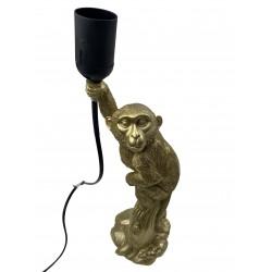 Affenlampe Gold