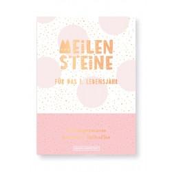 Meilenstein-Box Mädchen